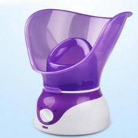 Cosmetic instrument hydrating face steamer home face steamer steaming hot spray machine ion nose - intl