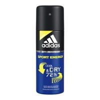 男用長效制汗爽身噴霧150ml(運動勁能) 止汗劑 愛迪達 adidas