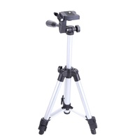 store Unfolded(650mm)Portable Camera Tripod High Quality for Phone With Bag Universal Tripod For Oly