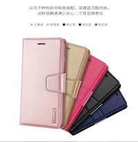 OPPO R15、R11S/R11S Plus HanMan Thin light Leather Case cover