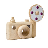 PlayMe X FF|經典相機玩具-閃光燈相機