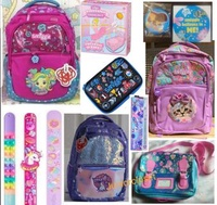🆕️ Smiggle backpack slapband jewellery lunch bag Piggy bank From $7 Kid's accessory