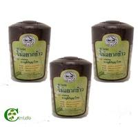 ยาอมไม่อยากข้าว ร้านยาไทยโพธิ์เงิน - อภัยภูเบศร โอสถ นวัตกรรมจากภูมิปัญญาไทย 150 เม็ด 3 ชิ้น No Hunger Candy - 'Silver Bodhi' Thai Traditional Medicine Shop, Abhaibhubejhr Osod 150 tablets x 3 pieces