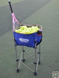 網球棒球壘球筐訓練器撿球器多球器集球器集球框收球框裝球車DF 都市時尚