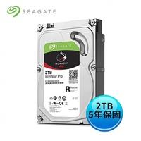 Seagate 希捷 IronWolf Pro 那嘶狼 2T 3.5吋 NAS 硬碟 ST2000NE0025