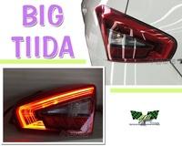 小亞車燈改裝*全新BIG TIIDA 13 14 15 16 I-TIIDA 2017 原廠 光柱LED 尾燈 後燈 單顆價位