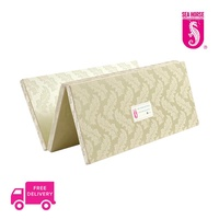 Sea Horse Foldable Healthy Mattress(3-fold)Free Delivery!