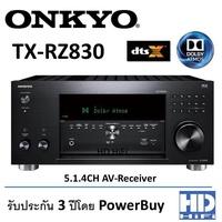 ONKYO 9.2CH AV-Receiver รุ่น TX-RZ830 ฺฺBlack