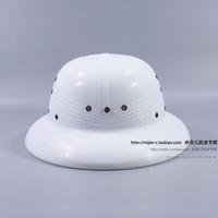 越南帽將軍帽塑膠頭盔工作防曬帽表演道具太陽帽綠帽子戶外運動帽