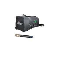 MIPRO MA-100SB超迷你肩掛式無線喊話器(單頻,USB)