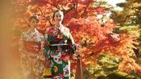 Kimono Rental in Sapporo