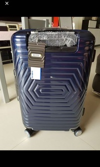 Samsonite Astra Spinner Navy Blue luggage 55cm