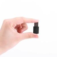 UINN 3.5mm Bluetooth 4.0 + EDR USB Bluetooth Dongle Latest Version USB Adapter Black - intl