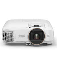 Epson Home Theatre TW5650 Wireless 2D/3D Full HD 1080p 3LCD Projector 2500 LUMEN 60,000:1 CONTRAST RATIO r ** Free $200 NTUC Voucher & 2 x ELPGS03 Glasses (FULL HD FORMAT)* Till 28th Feb 2018