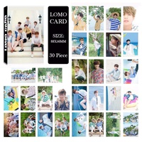 BTS 2017 SUMMER PACKAGE Album LOMO Cards New Fashion Self Made Paper Photo Card HD Photocard LK511