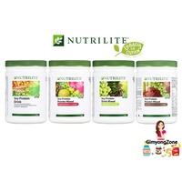 Amway NUTRILITE Protein Drink นิวทริไลท์ โปรตีนแอมเวย์ (สินค้านำเข้าจากมาเล) มี 3 รสชาติ
