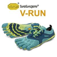 《送排汗五趾襪~》Vibram FiveFingers 黃金大底五趾鞋-女款路跑 V-RUN 18W7001