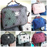 * Ready Stock * Adidas 3D Mesh Issey Miyake Style Sling Bag Bags