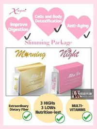 MISU DX & MISU N ~ SLIMMING PACKAGE