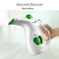 220V Handheld Garments Steamer Double Use Face Steamer Mini Style Clothes Ironing Machine