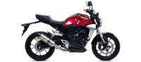 【ARROW】HONDA CB-300R CB 300R CB300R 中尾段管 Race-Tech系列 18-19