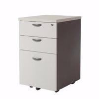 2-Drawer 1-Filing Mobile Pedestal