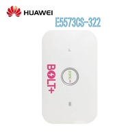 Unlocked Huawei E5573 E5573cs-322 4G Dongle Lte Wifi Router Mobile Hotspot Wireless 4G LTE Fdd Band pk e5776 MF90 R216 Router