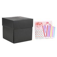 DIY Surprise Love Surprising Box Gift for Anniversary Scrapbook Photo Album