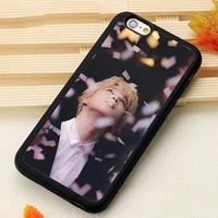 Bangtan Boys BTS Jimin faints iPhone 4s 5 5s 6 6s 7 8 X Plus case Samsung Galaxy S3 S4 S5 S6 S7 S8