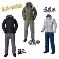 💢 【 SHIMANO RA-025Q 雨衣套裝】