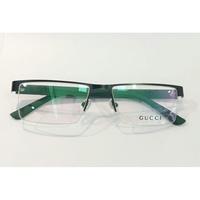古馳半框眼鏡架 GUCCI TR90鏡腿時尚眼鏡框