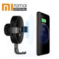 Xiaomi 70mai Qi Car Wireless Charger / Car Phone Holder / Intelligent Sensor Fast for iPhone Xs Max