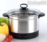 Multi-function electric cooker cooker pot pot mini electric pot instant noodle pot dormitory pot