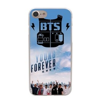 Phone Case BTS Bangtan Boys music logo Young Forever Wings A.R.M.Y for Apple iphone 5 5s SE 5C 6 6s