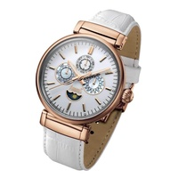 ARBUTUS CHRONOGRAPH AR810RWW STAINLESS STEEL ROSE GOLD UNISEX WATCH