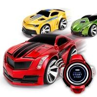 智慧手錶聲控遙控車充電動迷你賽車語音控制特技漂移玩具車男孩 WD初語生活館