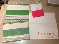 Kate Spade New York Large small paper bags
