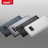 HANG 26000MAH P2 QC3.0快速充電行動電源 (黑色) 黑色