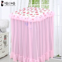 Haier Panasonic LG Littleswan Sanyo Midea SAMSUNG Fully Automatic Impeller Washing Machine Cover Waterproof Sun-resistant Fashion Cover