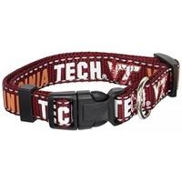 Pet Goods NCAA Virginia Tech Hokies Dog Collar, Small