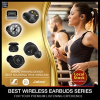 Best Earbud Series Sennheiser Momentum True Wireless / Sony WF-1000XM3 / Jabra Elite 65T Active
