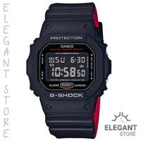 Casio G-Shock DW-5600HR-1 Mineral Crystal Men's Watch DW-5600HR-1D