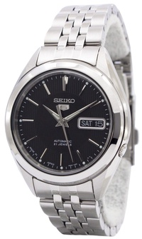 Seiko 5 Automatic 21 Jewels Made in Japan SNKL23J1 SNKL23J SNKL23 Men's Watch