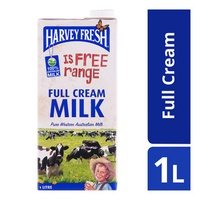 Harvey Fresh UHT Milk - Full Cream