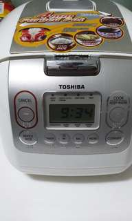 🚚 Toshiba Rice Cooker (5.5cups)