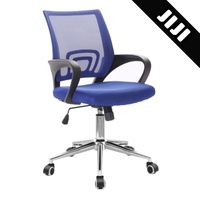 JIJI Typist Office Chair (Self-Assembly) - Office chairs / Study chair / Gaming chair / Ergonomic / Free Delivery (SG)