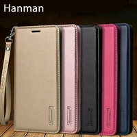 【Hanman】小米 A1  真皮皮套/翻頁式側掀保護套/側開插卡手機套/保護殼/Mi Max Xiaomi MIUI 小米手機-ZW