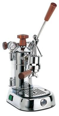 La Pavoni 咖啡拉霸機_PLH 木柄(La Pavoni Lever Machine)