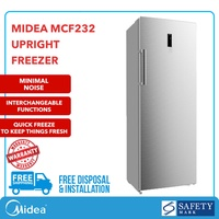 Midea Upright Freezer MCF232