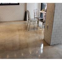 水泥做舊地坪漆 室內環氧樹脂地面漆 仿古耐磨地板漆藝術水性油漆